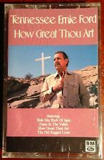 How Great Thou Art by Tennessee Ernie Ford Cassette