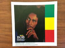 BOB MARLEY - LEGEND - STICKER/DECAL - BRAND NEW VINTAGE - MUSIC 063