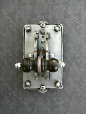 Industrial Laboratory Light Switch Cover - Single Toggle Steampunk Switch Plate