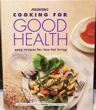 PREVENTION'S COOKING FOR GOOD HEALTH