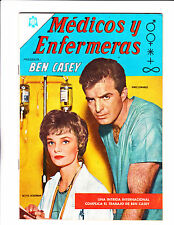 Medicos y Enfermeras  No.21   : 1965 :   : Mexican Copy! :   : Photo Cover! :