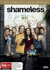 Shameless : Season 5 (DVD, 2016, 3-Disc Set) REGION 4