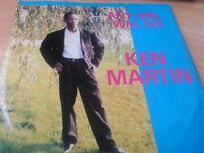 KEN MARTIN - ANY GIRL WILL DO