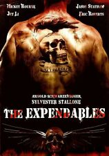 POSTER THE EXPENDABLES SYLVESTER STALLONE JASON STATHAM