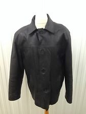 Mens David Moore Company Leather Jacket/Coat - Xl - Great Condition