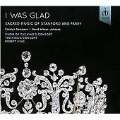 I Was Glad: Sacred Music of Stanford and Parry (2013)