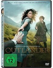 3 DVD-Box ° Outlander - Staffel 1.1 ° NEU & OVP