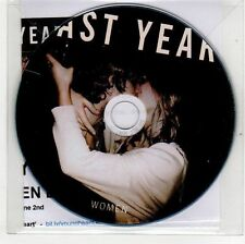 (EH805) Fast Years, Women EP - DJ CD