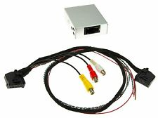 Multimedia Adapter IMA Interface Module Video TV cable Plug MFD2 RNS2 f VW