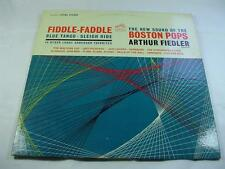 Leroy Anderson & Boston Pops - Fiddle Faddle + Blue Tango - Free Shipping