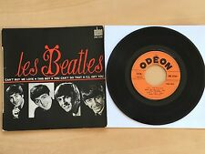45T THE BEATLES - CAN'T BUY ME LOVE - EXCELLENT ETAT - ODEON  SOE 3750