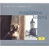 Array - Magdalena Kozená: Le Belle Immagini NEW Audio CD AS New   WITH BOOKLET
