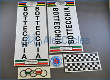 Early Bottecchia restoration decals kit set Campagnolo Vintage + 17 GIFT FREE