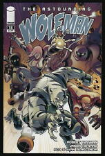 THE ASTOUNDING WOLF-MAN US IMAGE COMIC VOL.1 # 18/'09