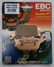 Honda CBR600F (ABS - 2011 to 2013) EBC Double-H Sintered Rear Brake Pads FA174HH