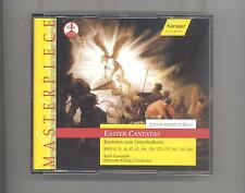 (CD) Bach: Easter Cantatas / 4CDs / Bach Ensemble; Helmuth Rilling / [hanssler]