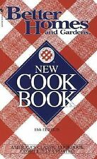 New Cook Book by Better Homes and Gardens Editors (1997, Paperback)
