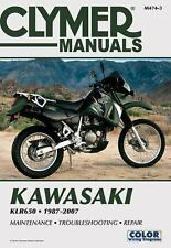 Kawasaki KLR650 1987-2007 by Clymer Publications Staff and Inc. Staff Penton...