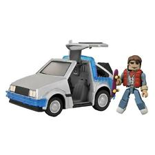 Back to the Future Time Machine #1 Minimates Vehicle - New in stock