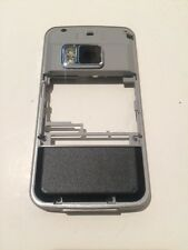 Nokia N96 - Silver Frame Back Chassis Case Cover Fascia