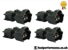 Fuel Injector Plug & Play WIRELESS Adapter - Toyota DENSO to EV6 USCAR  *4 PACK*