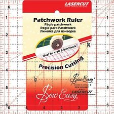 Tacony Corporation SewEasy Square Quilt Ruler - 094169
