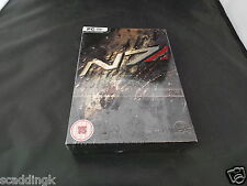 PC Game Mass Effect 2 Collectors' Edition Brand New Sealed