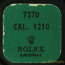 NEW/OLD STOCK ROLEX 1210 7570 CANNON PINION Original Watch Part SWISS MADE