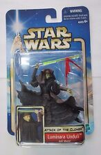 Star Wars Luminara Unduli Jedi Master Saga Collection 2002 Action Figure