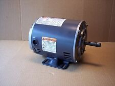 Dayton Industrial Motor. 3PH, 208-230/460V, 3450RPM, 1/2 HP, 60 HZ. Mod. 3N590BA