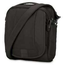 PacSafe Metrosafe LS200 Anti-Theft Shoulder Bag, Black, 30420100