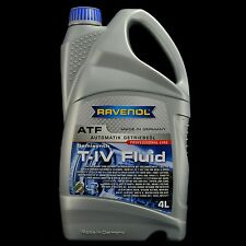 RAVENOL ATF T-IV Fluid 4l-VW G 055025 a2, MINI 6-speed, Ford, GM e molto altro...