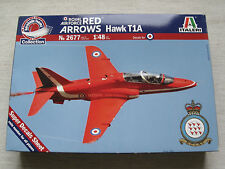 Italeri 2677 Red Arrows Hawk T.1A 1:48  Kombiversand möglich