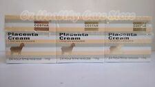 Costar Placenta Cream+Royal Jelly & Squalene 100g x 6 boxes 24 HR Time Release