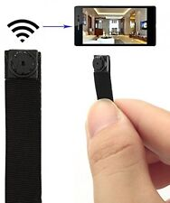NEW HD Mini Super Small Portable Hidden Spy Camera P2P Wireless WiFi Video