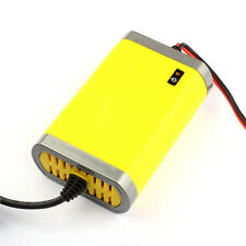 Car Battery Charger Motorcycle Accessory 12V 2A Automatic Power Supply US plug