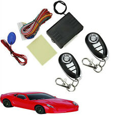 Door Lock Vehicle Keyless Entry System Universal Car Auto Remote Central Kit 1pc