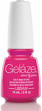 Gelaze by China Glaze Gel Color Polish Pink Voltage - 14 mL / 0.5 fl oz - 81645