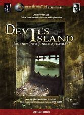 DEVIL'S ISLAND: JOURNEY INTO JUNGLE ALCATRAZ NEW AND SEALED