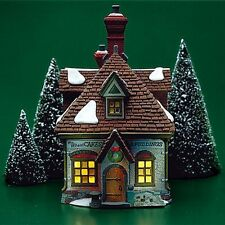 "Department 56 ""W. M. Wheatcakes & Puddings"" Dickens Village"