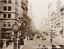 View of Fifth Avenue, New York - circa 1900 - Historic Photo Print