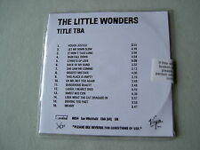 ROLLING STONES (THE LITTLE WONDERS) A Bigger Bang sealed UK promo CD album