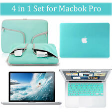 "Hard Case Shell+Carry Bag+Keyboard Cover+LCD Film Set for Macbook Pro 13.3"" Inch"