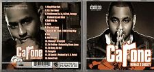 CAPONE CD MENACE 2 SOCIETY 2006 15 tracce