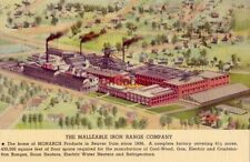 THE MALLEABLE IRON RANGE COMPANY BEAVER DAM, WI The home of Monarch Products