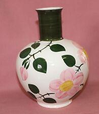 VILLEROY & BOCH VB Wildrose Wilde Rose Blumenvase 4118 Tischvase H 19 Vase 9560
