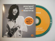 MAREVA GALANTER : POURQUOI PAS MOI ♦ CD SINGLE PORT GRATUIT ♦