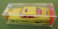 Chevrolet Impala 1966 66 TAXI CAB Sabra Detroit Senior Cragstan New / Garage Box