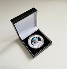 HM Queen Elizabeth II Ninetieth 90th Birthday Commemorative Coin Medal - Boxed