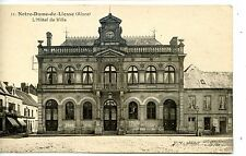 CP 02 AISNE - Notre-Dame-de-Liesse - L'Hôtel de Ville